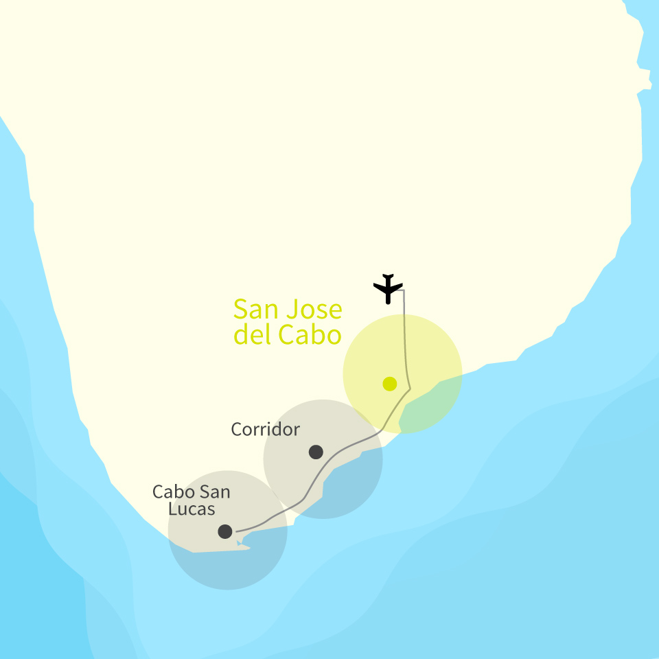 Cabo Airport Transportation Sjd Airport Private And